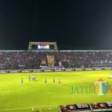 Ilustrasi pertandingan Arema vs Persebaya (Doc MalangTIMES)