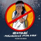 Presiden Jokowi Minta Kapolri Tindak Tegas Pelaku Kekerasan Terhadap Audrey, Via Vallen: Mantap Pak, Jangan Ada Audrey Lainnya