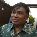 Ketua Dewan Paroki Gereja Katedral Ijen Malang Nugroho Sugiwijono saat ditemui di Balai Kota Malang. (Foto: Nurlayla Ratri/MalangTIMES)