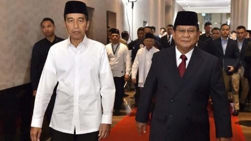 Joko Widodo dan Prabowo Subianto (ANTARA FOTO/Setneg-Agus Suparto)