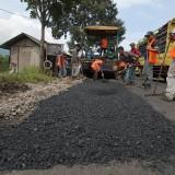 Perbaiki Jalan Tulungrejo Wates, Pemkab Blitar Anggarkan Rp 1,1 Miliar