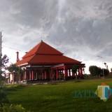 Krematorium milik Pemkot Surabaya.