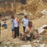 Perhutani Sering lakukan pembinaan, namun penambangan liar tak pernah jera / Foto : Sachur Rohman / Tulungagung TIMES