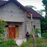 Rumah pelaku AS di Desa Mangunan, Kecamatan Udanawu, Kabupaten Blitar.(Ist)