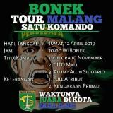 Polres Malang Pastikan Stadion Kanjuruhan Steril dari Bonek