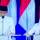 Capres dan cawapres 01 Jokowi-Ma