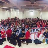 Deklarasi dukungan Honorer K2 Jatim untuk Jokowi-Ma