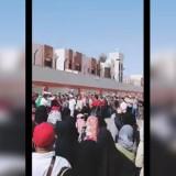 Ribuan Warga Indonesia di Arab Saudi Mulai Menyalurkan Suaranya untuk Pilpres 2019, Begini Suasananya