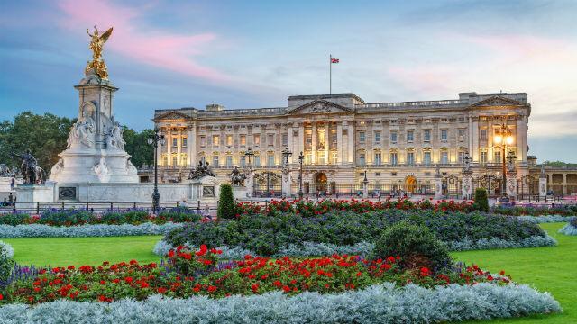 Buckingham Palace rumah termahal dan termewah di dunia seharga Rp 21 triliun. (Foto: istimewa)