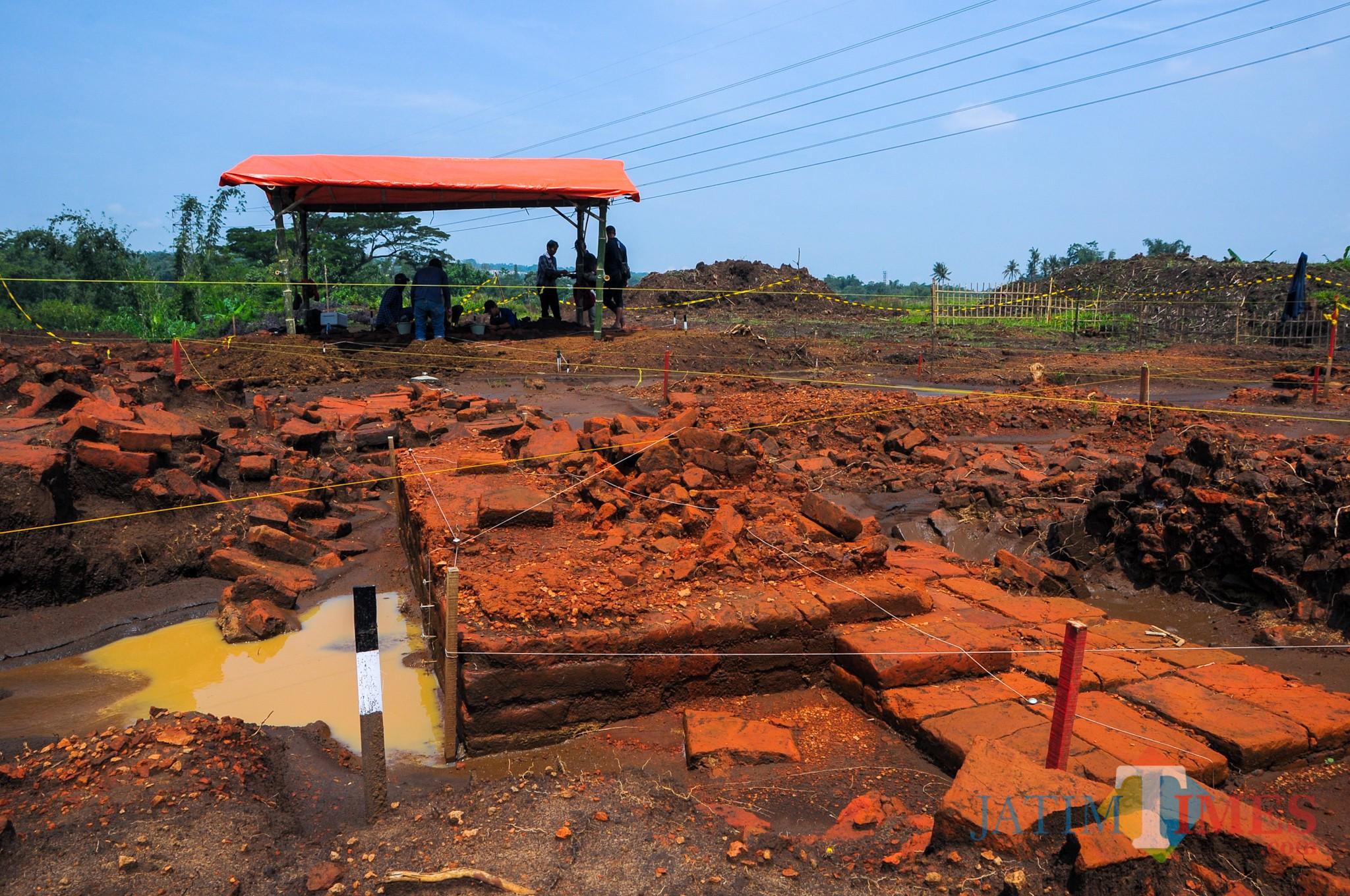Situs Sekaran di Desa Sekarpuro Kecamatan Pakis, Kabupaten Malang (Luqmanul Hakim/Malang Times)