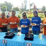 Lewat Nasi Goreng, Sutiaji Kampanyekan Hemat Energi