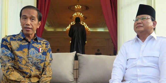 Jokowi dan Prabowo (Merdeka.com)