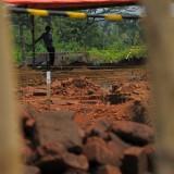 Tunjukkan Dibangun Zaman Singosari atau Majapahit, Bata Situs Sekaran Diteliti di Yogyakarta
