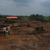 Struktur situs sekaran desa Sekarpuro, Kecamatan Pakis, Kabupaten Malang (Luqmanul Hakim/Malang Times)
