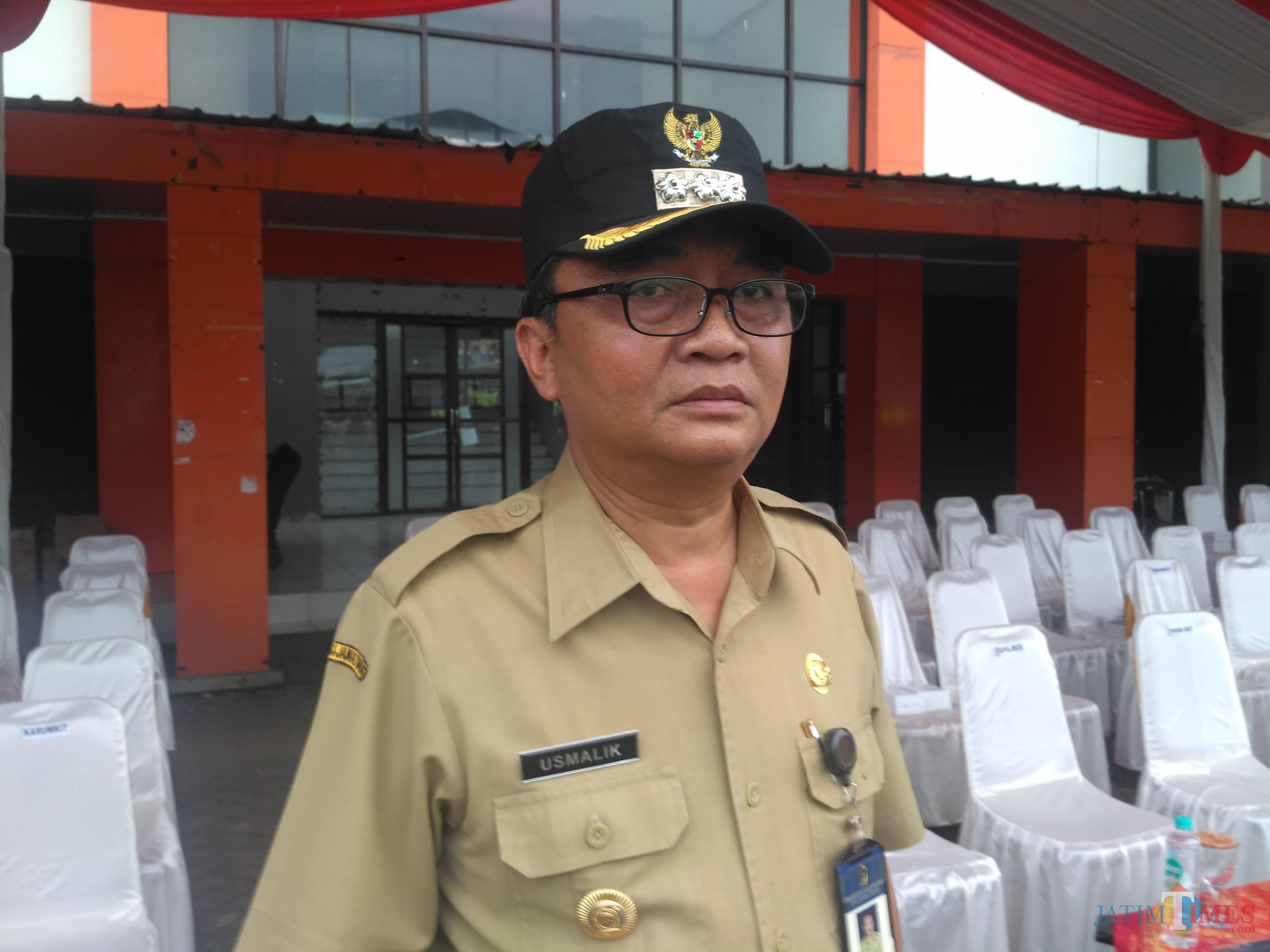 Usmalik, Kabag Pemerintahan Bagian Setda Tulungagung / Foto : Anang Basso / Tulungagung TIMES