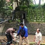 Banjir Kembali Melanda, Ini Detik-Detik Wali Kota Malang Sutiaji Nyemplung Drainase