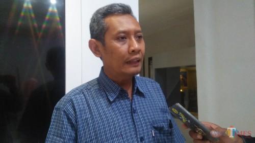 Kasi Promosi Pariwisata Dinas Kebudayaan dan Pariwisata (Disbudpar) Kota Malang Agung H. Buana(Luqmanul Hakim/Malang Times)