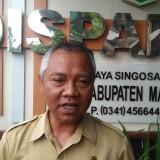 Kepala Seksi Museum Sejarah Dan Cagar Budaya Disparbud Kabupaten Malang�Anwar Supriyadi (Luqmanul Hakim/Malang Times)