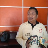 Ketua KPU Kota Blitar, Setyo Budiono.(Foto : Team BlitarTIMES)