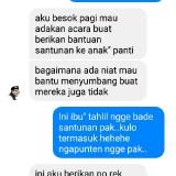 """Tangkapan layar akun """"palsu"""" Wali Kota Malang Sutiaji yang mencoba melakukan penipuan. (Foto: Humas Pemkot Malang for MalangTIMES)"""