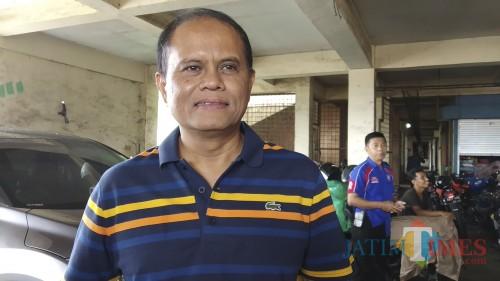 Kepala Dinas Perdagangan Kota Malang, Wahyu Setianto (Pipit Anggraeni/MalangTIMES).