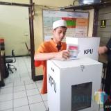 Tahanan Polres Malang Kota Kebingungan Saat Mencoblos, KPU Akui Belum Lakukan Sosialisasi