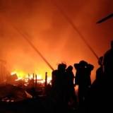 Ilustrasi kebakaran (Tribunnews.com)