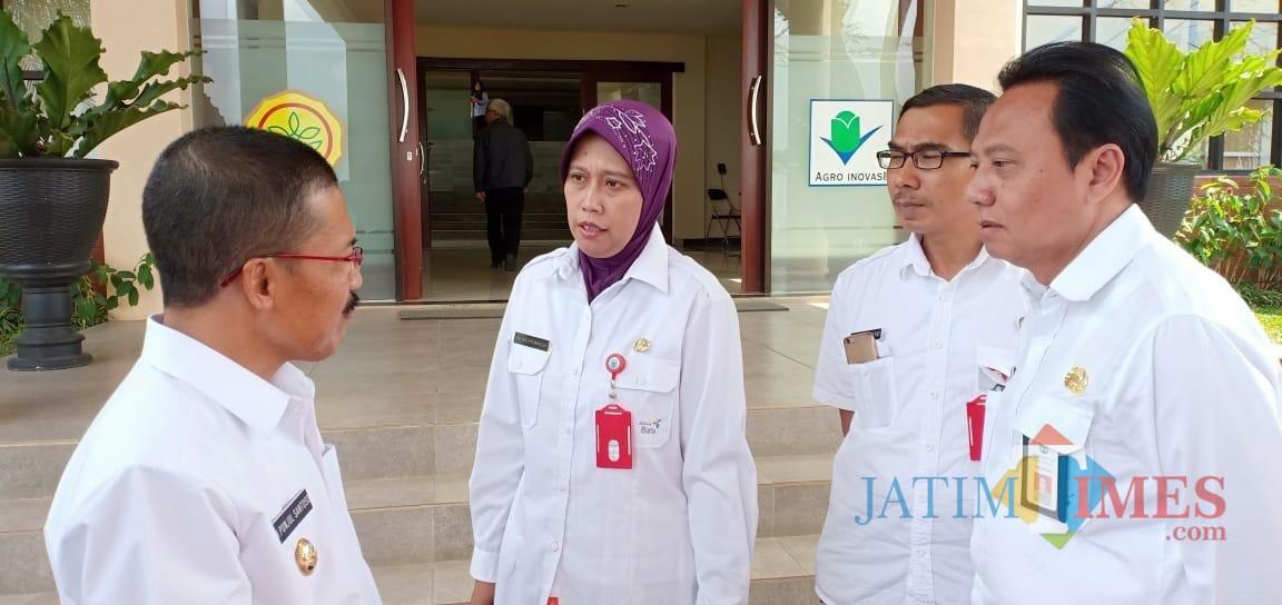 Kepala Dinas Pendidikan Kota Batu, Eny Rachyuningsih. (Foto: Irsya Richa/MalangTIMES)