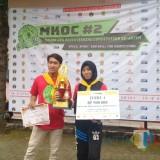 Mahasiswa Unisba Blitar jadi yang terbaik di ajang Maunakea Orienteering Competition ke II