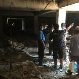 Petugas Labfor Amankan Barang Bukti Elektronik, Perkuat Penyebab Kebakaran Pasar Lawang Karena Korsleting Listrik ?