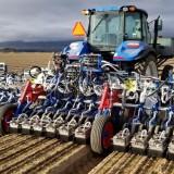 Agmechtronix salah satu robot canggih pertanian masa depan. (Foto: istimewa)