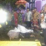 Mr X ditemukan tewas di jalan Dusun Dawung, Kecamatan Kesamben, Kabupaten Blitar.