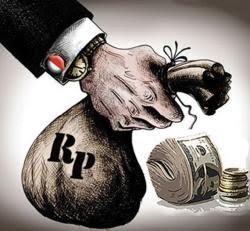 Ilustrasi korupsi (Tribunnews)