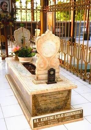 Makam RA Kartini (Ist)