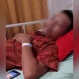 Ahmad Munir, KPPS TPS 12 Desa Tamban, kec. Pakel Masuk RS dr Iskak setelah penghitungan, 18 April dini hari (istimewa)