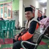 Ruwiyanto relawan Demokrat Dapil V Kabupaten Malang optimis partainya mampu raih 2 kursi parlemen di pemilu 2019 (Nana)