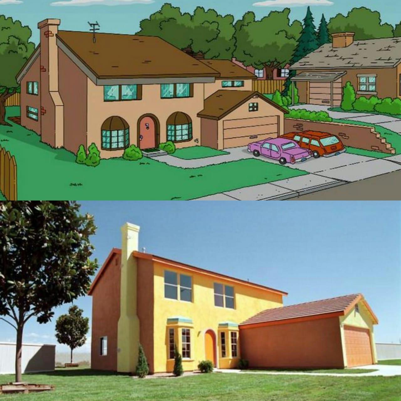 5 Rumah Dalam Serial Kartun Favoritmu Ini Ternyata Ada Di