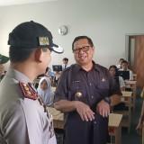 Plt Bupati Tulungagung, Maryoto Birowo (baju hitam) (foto : Joko Pramono/TulungagungTIMES)