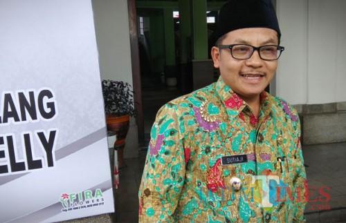 Wali Kota Malang Sutiaji. (Foto: Nurlayla Ratri/MalangTIMES)