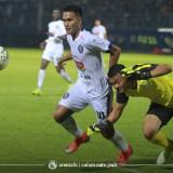 M Rafli, salah satu pemain muda yang sering diberi kesempatan bermain oleh Arema FC (official Arema FC)