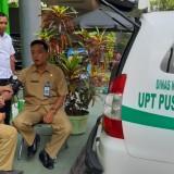 Pemeriksaan kesehatan petugas KPPS dan PPK pasca Pemilu oleh Dinas Kesehatan Kota Malang (Istimewa).