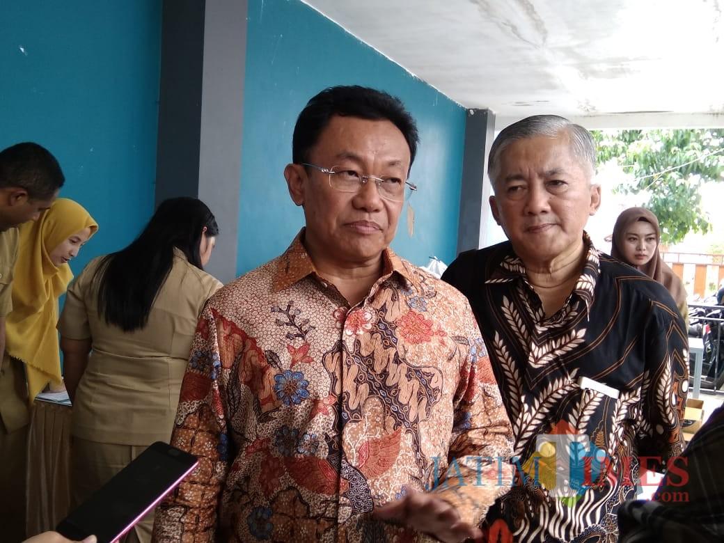 Dirjen Dikdasmen Kemendikbud Hamid Muhammad. (Foto: Imarotul Izzah/MalangTIMES)