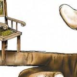 Ilustrasi kursi dewan yang masih belum pasti akan direbut siapa di Pemilu 2019 (Ist)