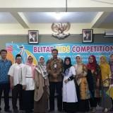 Jajaran Dekan, FKIP dan Dosen FKIP Unisba Blitar bersama Wakil Rektor I Unisba. Acara Kids Competition sukses digelar