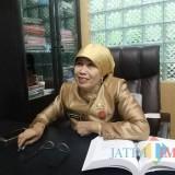 Kepala Dinas Pendidikan Kota Malang Zubaidah (foto dok. Malang Times)