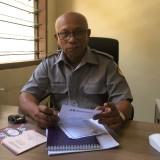 Koordinator Divisi Penindakan Pelanggaran Bawaslu Kabupaten Malang, George da Silva (Foto : Ashaq Lupito / MalangTIMES)