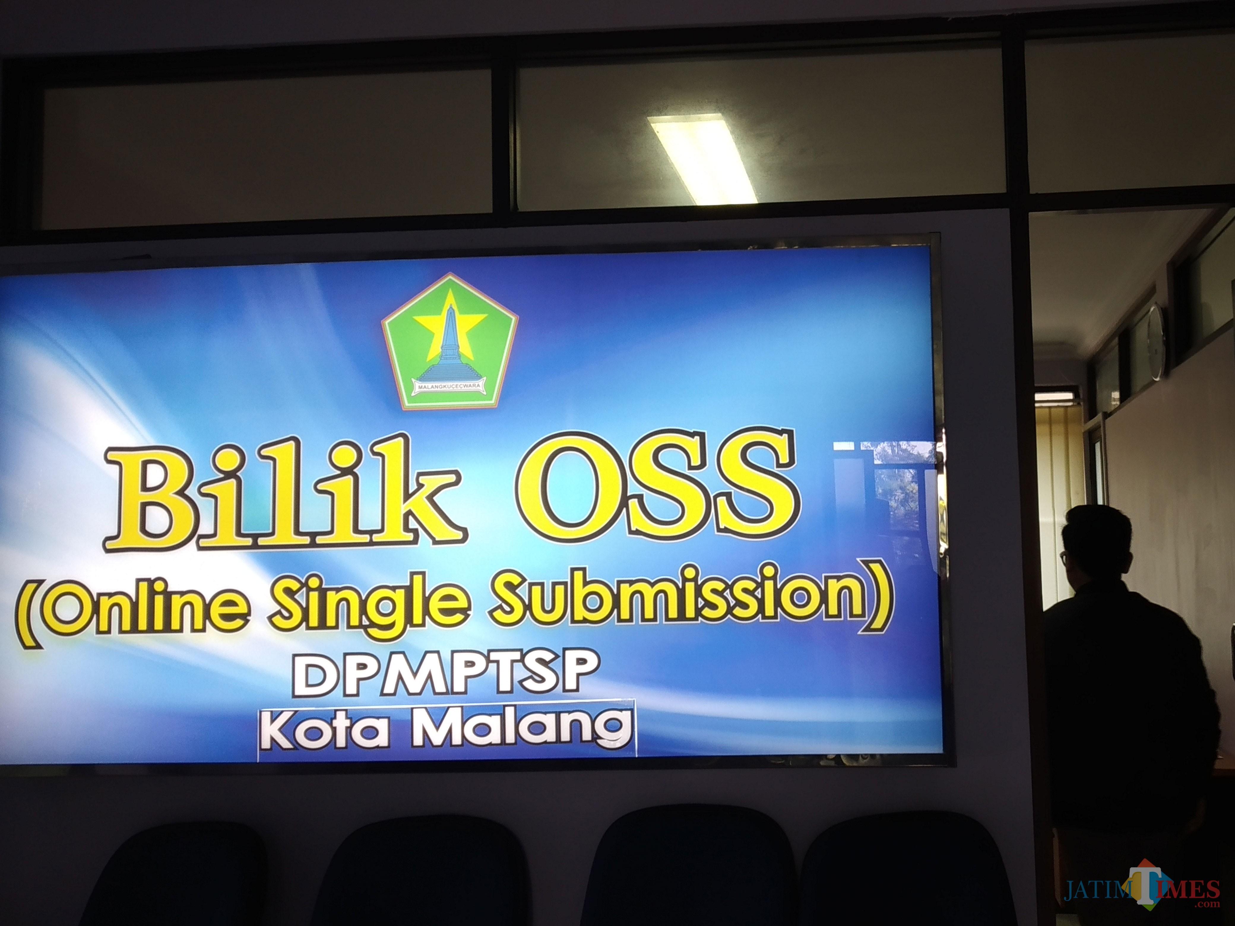Bilik OSS DPM PTSP Kota Malang dapat diakses untuk memberi kemudahan bagi pengusaha yang akan membuat izin usaha (Pipit Anggraeni/MalangTIMES)