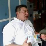 Didik Gatot Subroto caleg PDI-Perjuangan yang juga sebagai Ketua Komisi I DPRD Kabupaten Malang (foto: Nana/MalangTIMES)