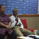 Jumpa pers di Kantor Humas Pemkot Surabaya, Rabu (24/4/2019).