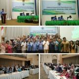 Kolase kegiatan penguatan pengurus BUMDesa oleh DPMD Kabupaten Malang (DPMD Kabupaten Malang)